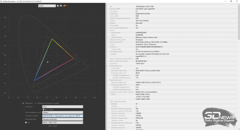 Обзор игрового ноутбука ASUS TUF Gaming F15 (FX506H): новое железо ему к лицу11