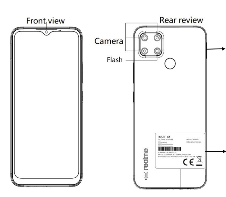 Realme выпустит доступный смартфон с тройной камерой и большой батареей1
