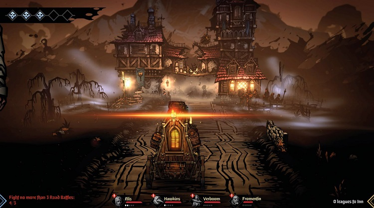 Между регионами персонажи смогут отдохнуть в тавернах (источник изображения: PC Gamer)