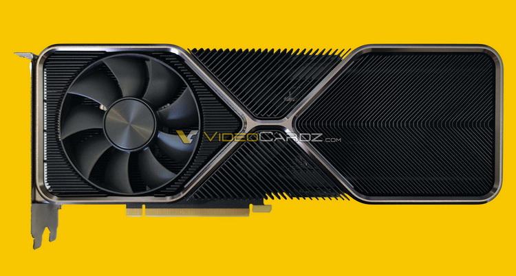 Эталонная GeForce RTX 3080 Ti Founders Edition показалась на фото— копия RTX 3080