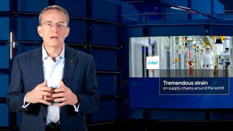 Intel не отказывается от планов наладить выпуск чипов в Европе