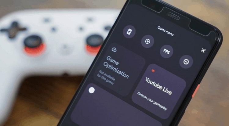 В Android 12 появился собственный игровой режим