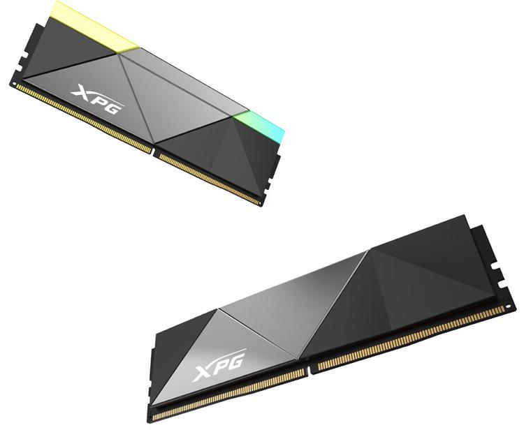 XPG выпустит модули памяти DDR5 в следующем квартале