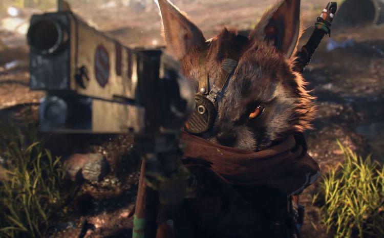 Источник изображения: THQ Nordic (Biomutant — Cinematic Trailer)