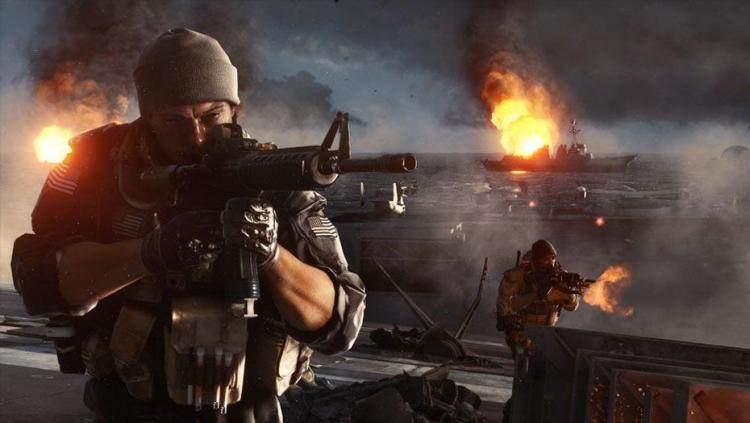 Battlefield 4, источник изображения: Electronic Arts