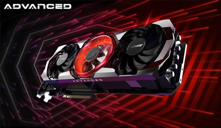 Здесь и ниже изображения Colorful / techpowerup.com