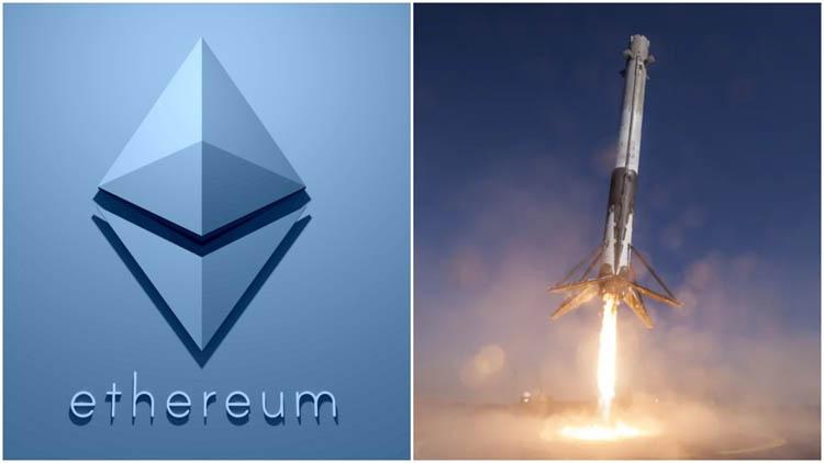 """На этой неделе SpaceX отправит на МКС систему, подключённую к сети Ethereum"""""""