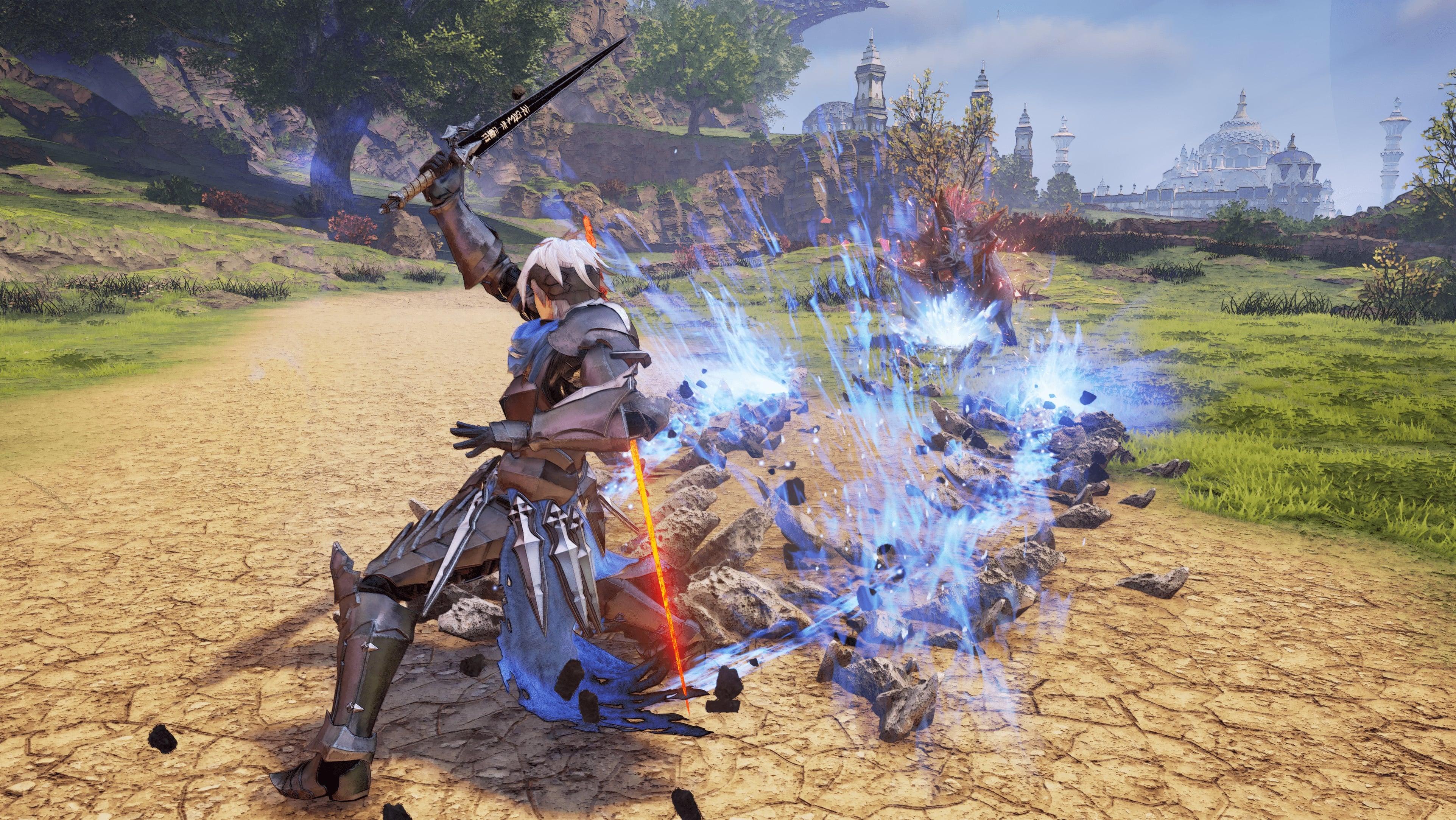 Подборка скриншотов Tales of Arise показывает, как игра выглядит на PS5 и Xbox Series X