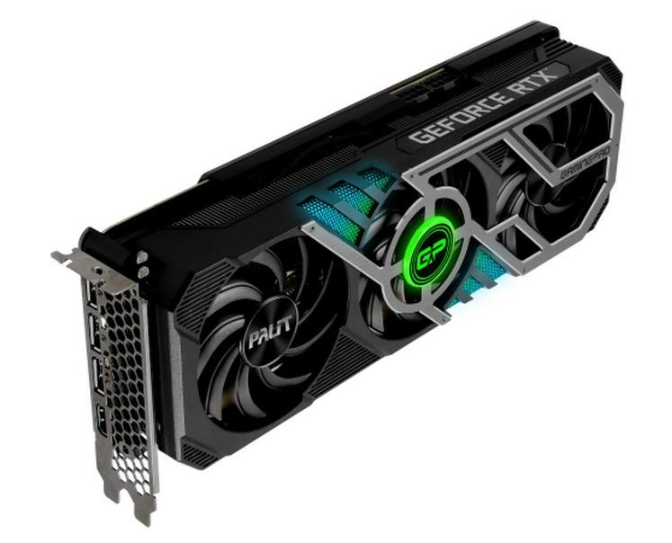 Palit GeForce RTX 3070 Ti GamePro