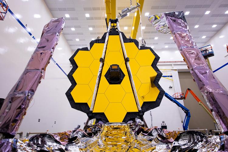 """Запуск большого космического телескопа «Джеймс Уэбб» в очередной раз отложили"""""""