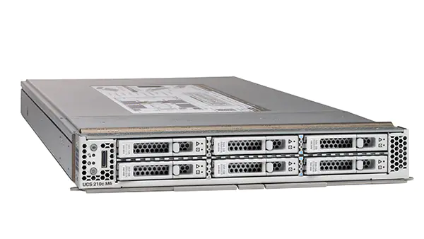 Узел Cisco UCS X210c M6