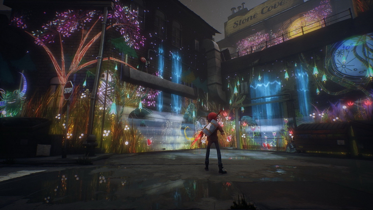 Concrete Genie. Источник: Sony Interactive Entertainment