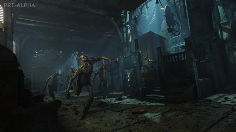 Сценаристом Warhammer 40,000: Darktide оказался Дэн Абнетт  автор циклов Ересь Хоруса и Эйзенхорн