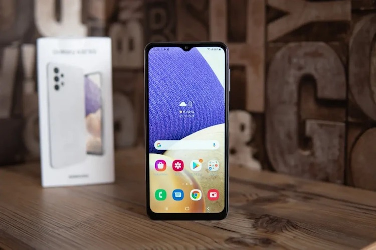 Samsung представила свой самый доступный 5G-смартфон Galaxy A22 5G  экран AMOLED, платформа MediaTek и цена $229