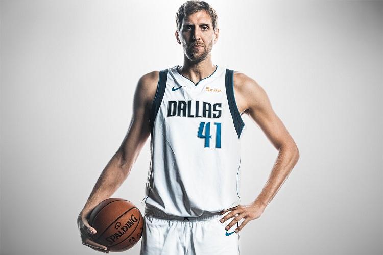 По данным swine_flu_greg, Дирк Новицки (Dirk Nowitzki) станет лицом NBA 2K22 (источник изображения: Twitter)