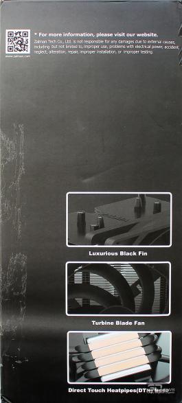 Обзор и тест процессорного кулера Zalman CNPS10X Performa Black: в духе времени2