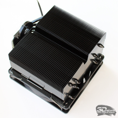 Обзор и тест процессорного кулера Zalman CNPS10X Performa Black: в духе времени8