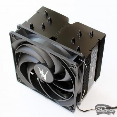 Обзор и тест процессорного кулера Zalman CNPS10X Performa Black: в духе времени9