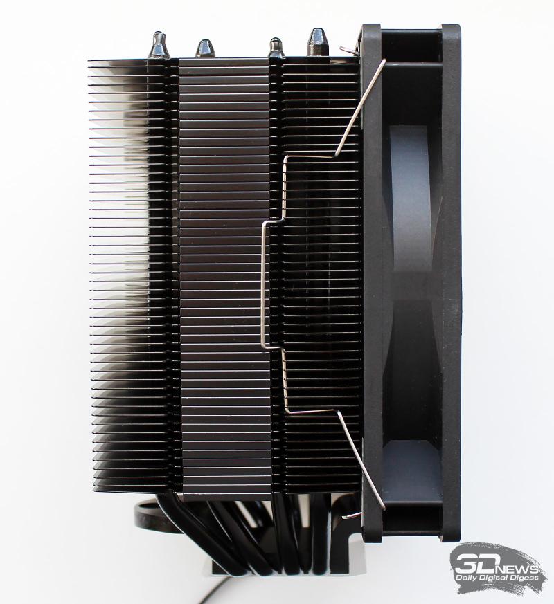 Обзор и тест процессорного кулера Zalman CNPS10X Performa Black: в духе времени15