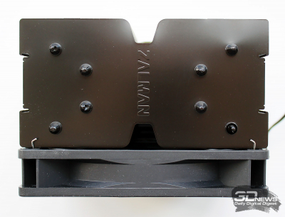 Обзор и тест процессорного кулера Zalman CNPS10X Performa Black: в духе времени16