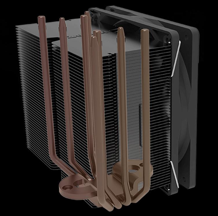 Обзор и тест процессорного кулера Zalman CNPS10X Performa Black: в духе времени19