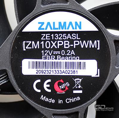 Обзор и тест процессорного кулера Zalman CNPS10X Performa Black: в духе времени27