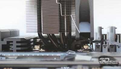 Обзор и тест процессорного кулера Zalman CNPS10X Performa Black: в духе времени38