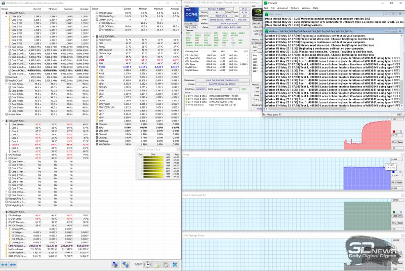 Обзор и тест процессорного кулера Zalman CNPS10X Performa Black: в духе времени53