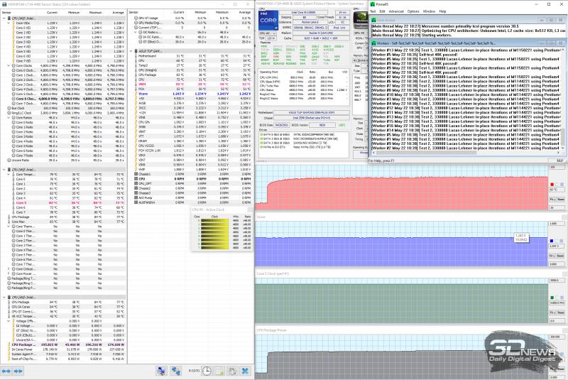 Обзор и тест процессорного кулера Zalman CNPS10X Performa Black: в духе времени42