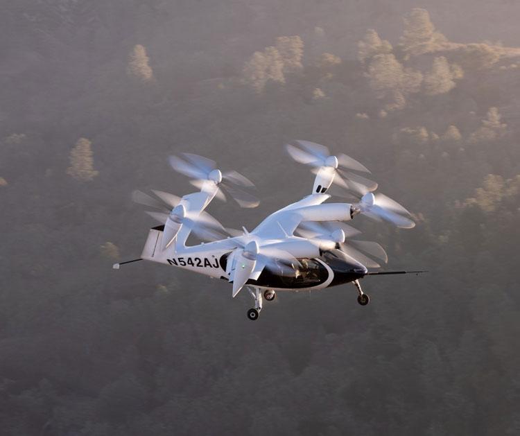 Источник изображения: Joby Aviation