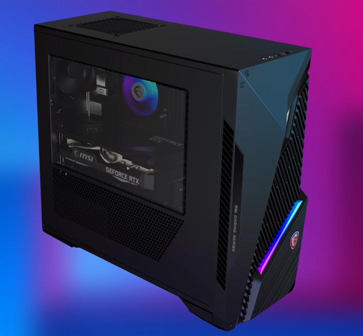 MSI представила игровой десктоп MAG Infinite S3 с агрессивным дизайном и улучшенной вентиляцией