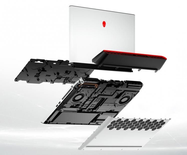 """На Dell подали в суд за ложные заявления о возможности апгрейда CPU игрового ноутбука Alienware Area-51m"""""""
