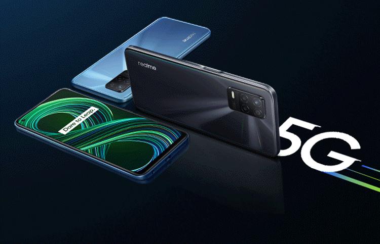 Регулятор рассекретил новый 5G-смартфон Realme с двухкомпонентным аккумулятором