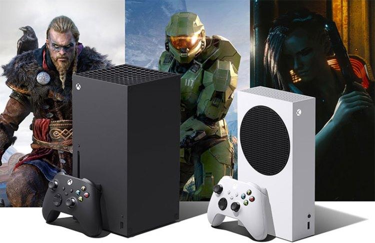 "Xbox Series X и Series S получат функцию ИИ-масштабирования изображения AMD FidelityFX Super Resolution"""
