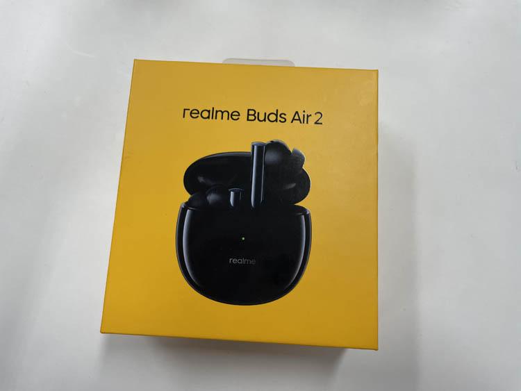 Беспроводные наушники Realme Buds Air 2 с активным шумоподавлением поступили в продажу по цене $40