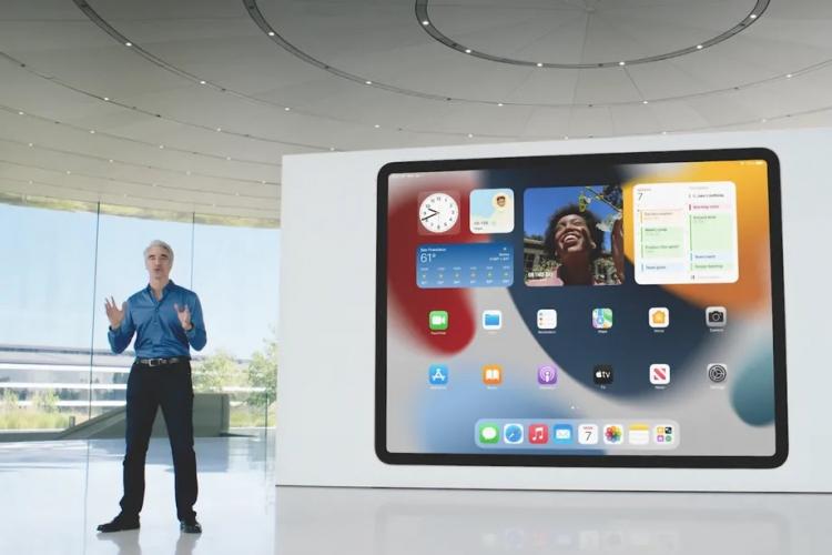 """Apple представила iPadOS 15 со значительными улучшениями по части интерфейса и многозадачности"""""""