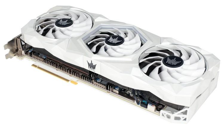 Galax показала свою самую мощную GeForce RTX 3080 Ti — модель Hall of Fame OC Lab Edition1