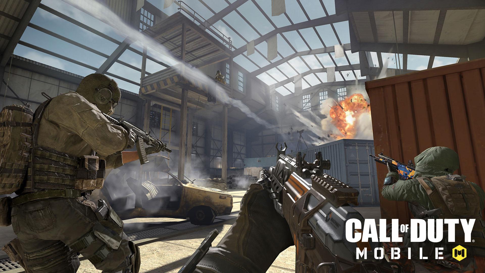 В вакансиях Activision нашли упоминание о разработке мобильной ААА-игры в серии Call of Duty