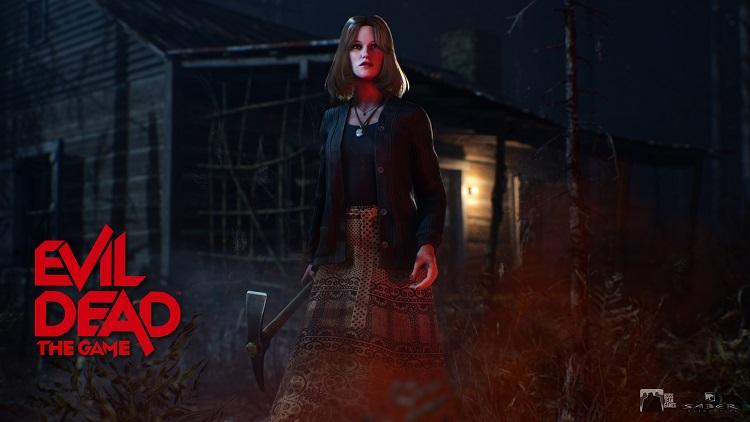 Шерил Уильямс в Evil Dead: The Game