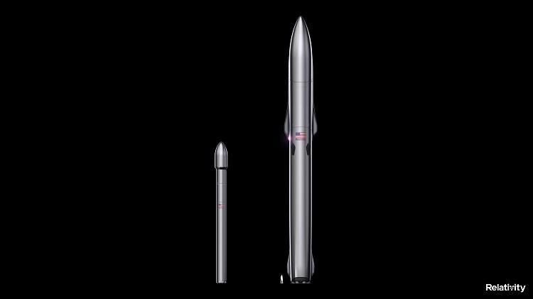 """Relativity Space анонсировала полностью многоразовую ракету Terran R, напечатанную на 3D-принтере"""""""