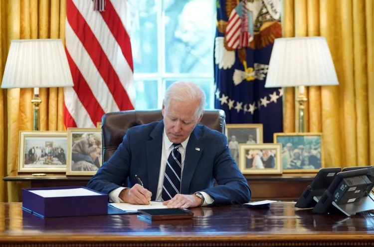 Президент США Джо Байден / Изображение: Getty Images
