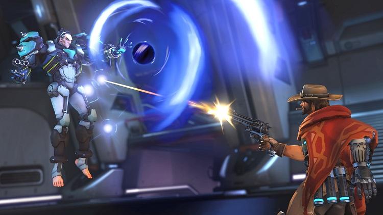 За авторизацию в Overwatch до конца текущего года обещают подарить по золотому лутбоксу.