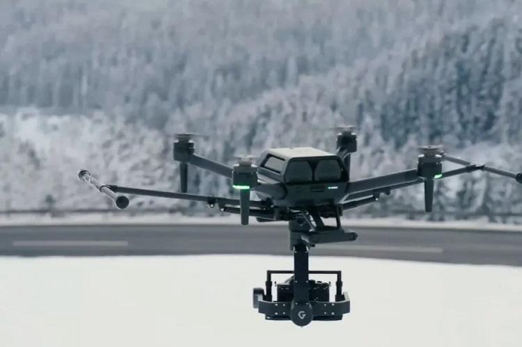 "Sony представила Airpeak S1 — продвинутый дрон за $9000 для профессиональной съёмки"""