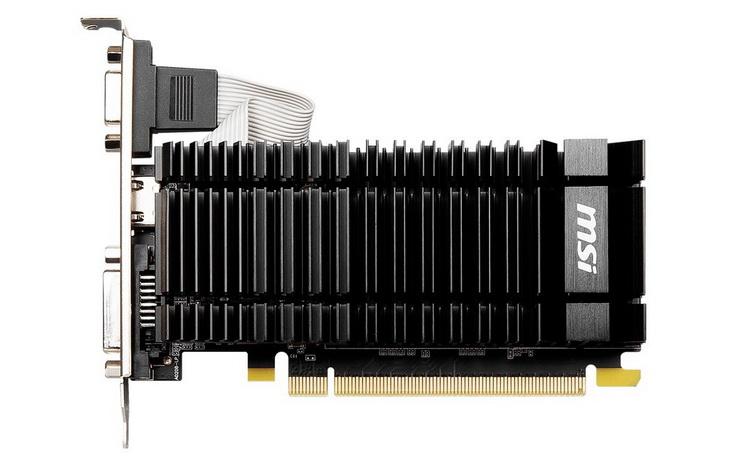 Шёл 2021 год: MSI выпустила новую версию GeForce GT 730 на архитектуре Kepler1