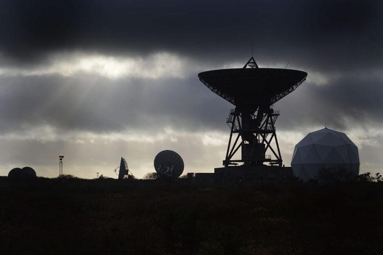 Наземная станция спутниковой связи Гунхилли в Австралии. Источник изображения: