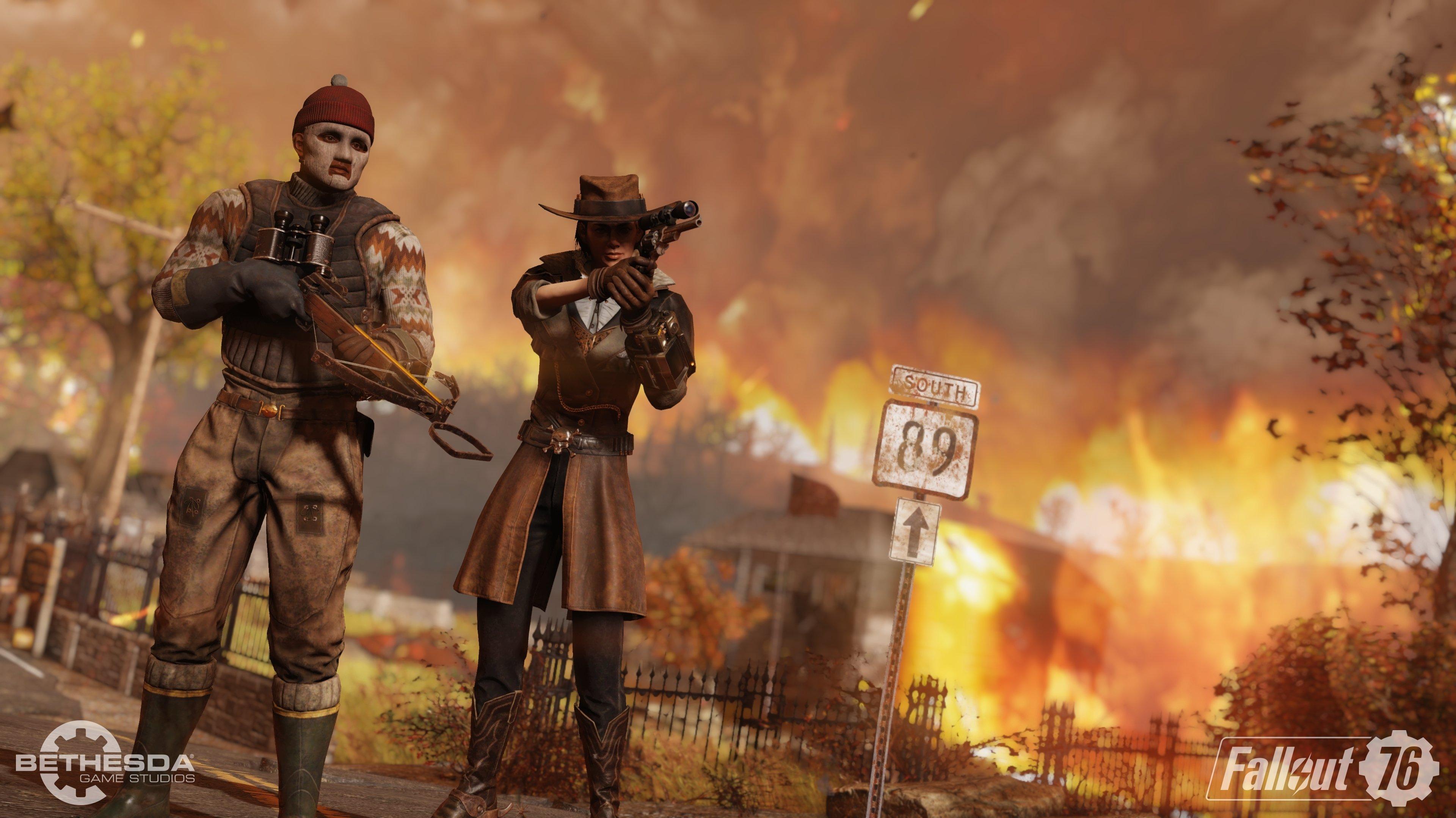 Fallout 76 стала бесплатной до 16 июня, а в сентябре из неё уберут королевскую битву