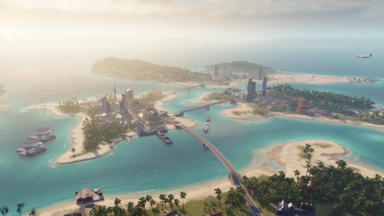 Tropico 6, источник изображения: Steam