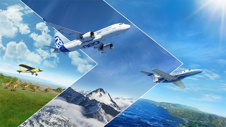 Авиасимулятор Microsoft Flight Simulator долетит до Xbox Series X, Series S и Xbox Game Pass уже 27 июля