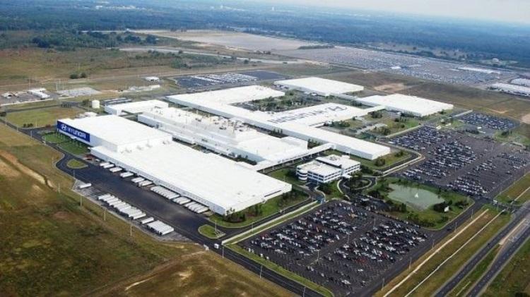 Hyundai поставила на паузу своё производство в США из-за дефицита полупроводников