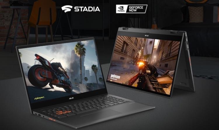 """ASUS представила Chromebook Flip CM5 — игровой хромбук на AMD Ryzen для облачного гейминга"""""""